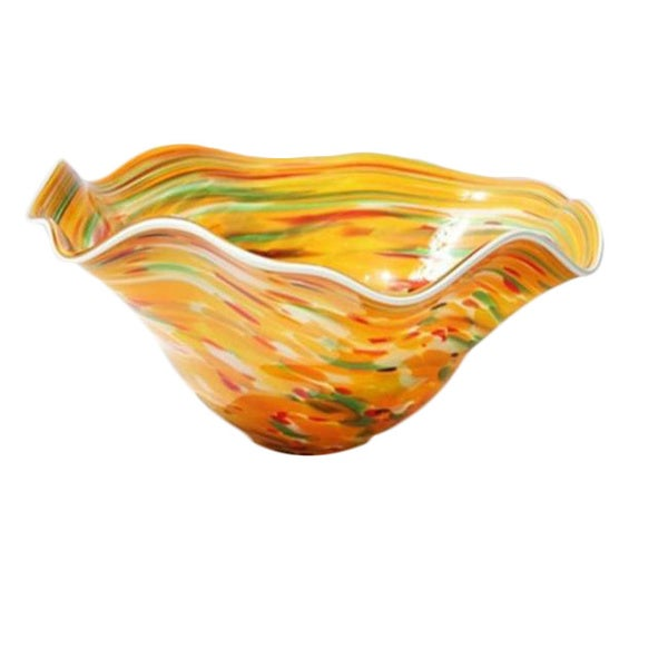 Hand-Blown Glass Art