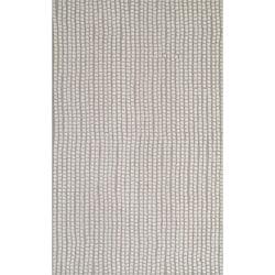 Hand-tufted Metropolitan Beige Wool Rug (8' x 10')