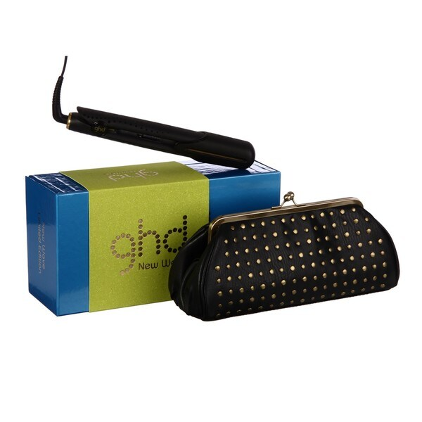 ghd New Wave Era Gold Professional 1-inch Hair Styler Set
