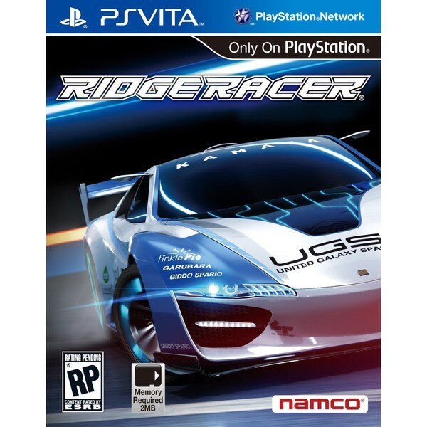 Ps Vita - Ridge Racer