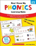 Now I Know My Phonics Learning Mats, Grades K-2: 50+ Double-sided Activity Sheets That Help Children Learn Key Ph... (Paperback)