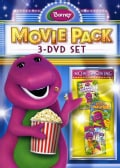 Barney: The Movie Pack (DVD)