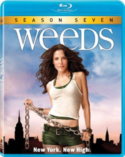 Weeds: Season 7 (Blu-ray Disc)