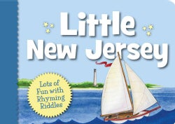 Little New Jersey (Board book)