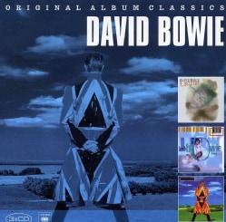DAVID BOWIE - ORIGINAL ALBUM CLASSICS