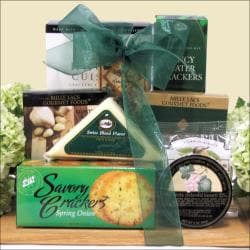 Cheese Board Treats Gourmet Cheese Gift Set