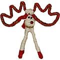 White Yarn Reindeer Ornament (Colombia)