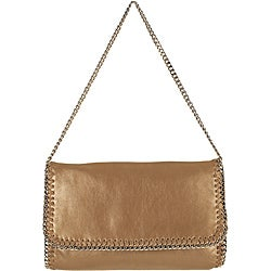 Latico Mimi 'Crawford' Flapover Chain Leather Shoulderbag