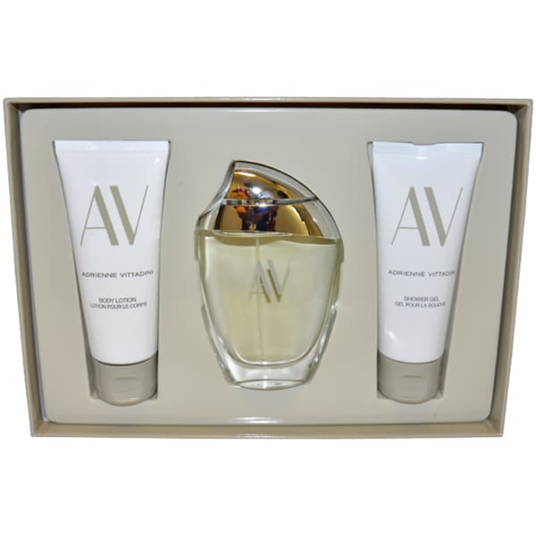 Adrienne Vittadini AV Women's 3-piece Fragrance Set