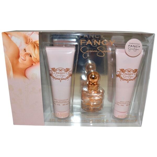 Jessica Simpson 'Fancy' Women's 3-piece Fragrance Gift Set