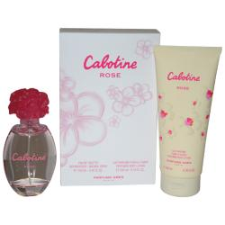 Cabotine Rose by Gres Women's 2-piece Gift Set