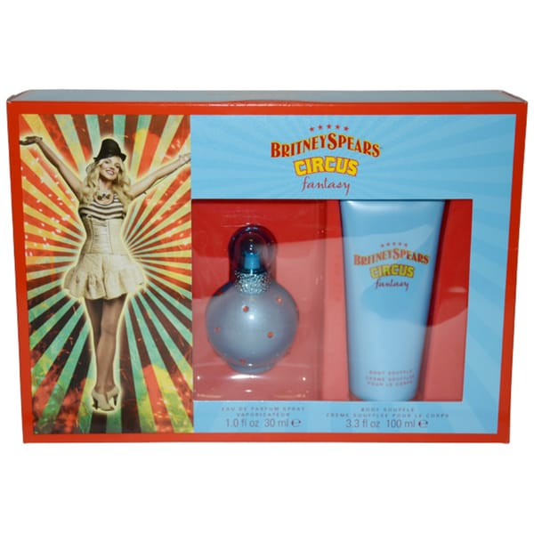 Circus Fantasy by Britney Spears Women's 2-piece Gift Set