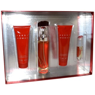 Perry Ellis Perry Women's 4-piece Gift Set