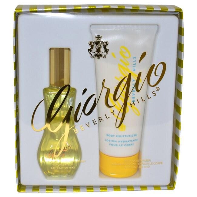 Giorgio Beverly Hills Giorgio Women's 2-piece Gift Set