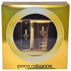 1 Million by Paco Rabanne Men's 2-piece Gift Set
