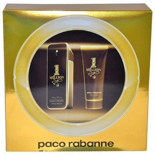 Paco Rabanne 1 Million Men's 2-piece Gift Set