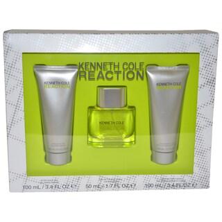 Kenneth Cole Reaction Men's 3-piece Gift Set