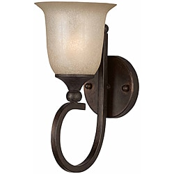 LaCosta 1-Light English Bronze Wall Sconce