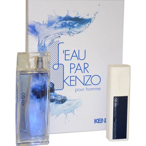 Kenzo Leau Par Kenzo Pour Homme Men's 2-piece Gift Set