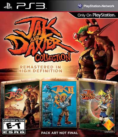PS3 - Jak & Daxter Collection