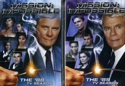 Mission: Impossible The '88 & '89 TV Season (DVD)