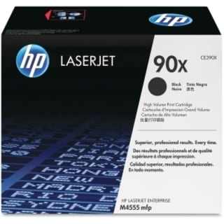 HP 90X (CE390XG) High Yield Black Original LaserJet Toner Cartridge f