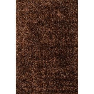 Hand-Tufted Caldera Cinnamon Area Rug (5' x 7'6)