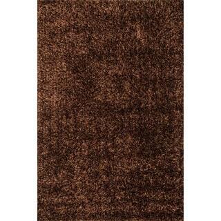 Hand-Tufted Caldera Cinnamon Rug (7'9 x 9'9)