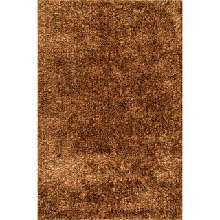 Hand Tufted Caldera Spice Area Rugs (7'9 x 9'9)