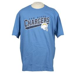 Reebok NFL San Diego Chargers Blue Team T-shirt