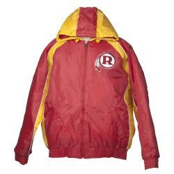 Washington Redskins Throwback Hooded Jacket