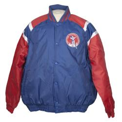 New York Giants Heavy Weight Throwback Winter Jacket