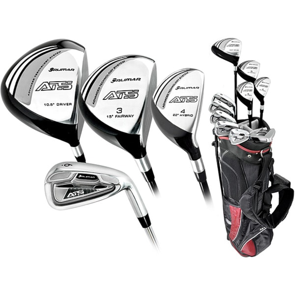 Orlimar Men's ATS Sport Right-handed Combo Golf Set