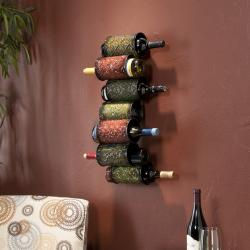Tiago Wall Mounted Wine Rack