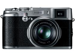 Fujifilm X100 12.3MP APS-C CMOS EXR Digital Camera with 23mm Fujinon Lens