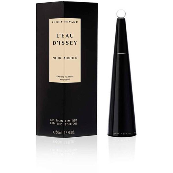 L'eau D'issey Noir Absolu Limited Edition by Issey Miyake Women's 1.6-ounce Eau de Parfum Spray
