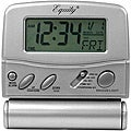 La Crosse Equity Digital Travel Alarm Clock