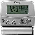 La Crosse Equity Digital Travel Alarm Clock