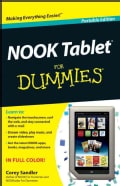 NOOK Tablet for Dummies: Portable Edition (Paperback)