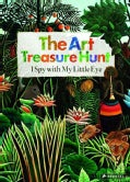 The Art Treasure Hunt: I Spy With My Little Eye (Hardcover)