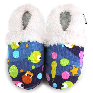 Little Fishies Soft Sole Baby Shoes