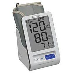 Citizen Self-Storing Arm Digital Blood Pressure Monitor