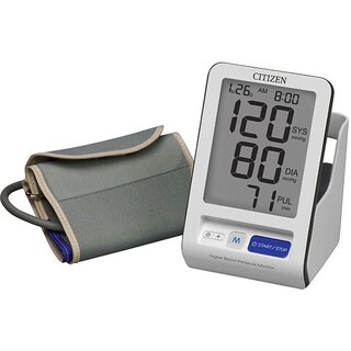 Citizen Self-Storing Arm Digital Blood Pressure Monitor