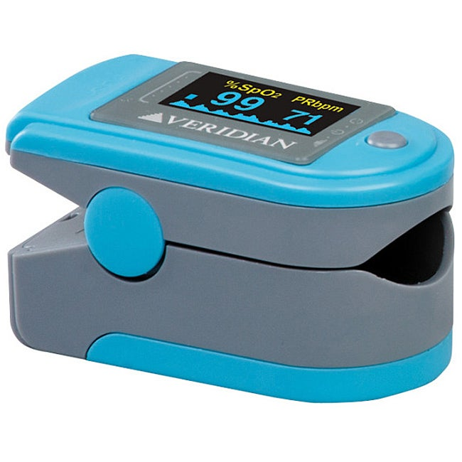 Veridian Pulse Oximeter Blood Oxygen Level Monitor