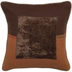 Down 'Bomaderry' Decorative Square 18-inch Pillow