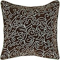 Down 'Barre' 18-inch Square Decorative Pillow
