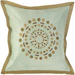 Down 'Winooski' 18-inch Square Decorative Pillow