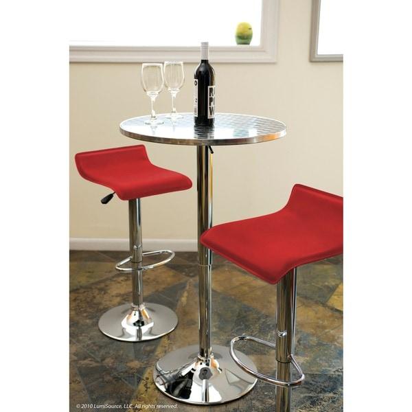 Red Ale Adjustable Barstool