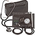 Veridian 02-12701 Adult Aneroid Sphygmomanometer with Dual-head Stethoscope Kit