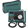 Veridian 02-12813 Aneroid Sphygmomanometer Teal Adult Kit
